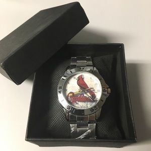 🆕 St. Louis Cardinals Watch With Box